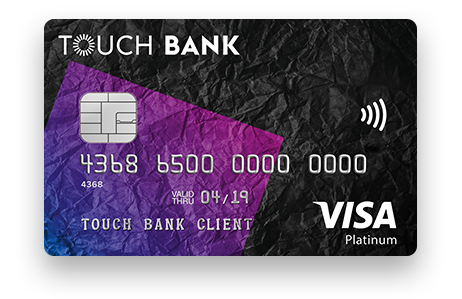 Изображение - Кредитная карта моментальной выдачи touchbank-card