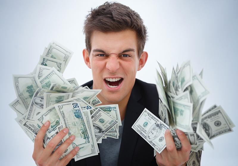 Где можно найти деньги на улице