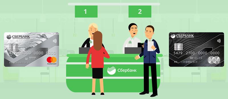как оформить кредитную карту сбербанка 50 дней