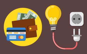 Как оплатить электроэнергию через интернет по лицевому счету