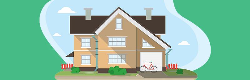 есть ли у вас в собственности жилье?