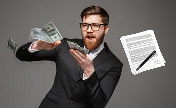 друг просит оформить кредит