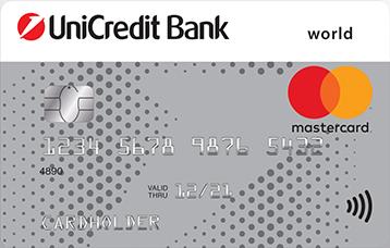 Дебетовая карта Четверка от Юникредит Банка