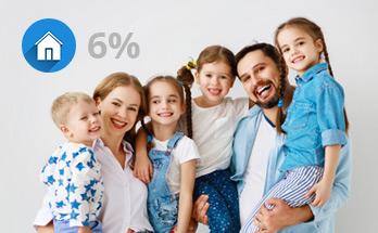 все льготы для социальной ипотеки для многодетной семьи