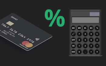 как начисляются процента по кредитной карте