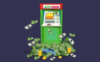 Что делать, если банкомат выдал больше денег чем запрашивали