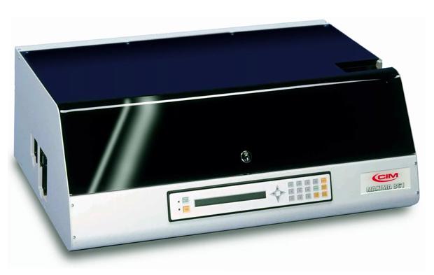 Автоматический эмбоссер для пластиковых карт CIM MAXIMA 861