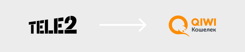 Как перевести деньги с Теле2 на Киви