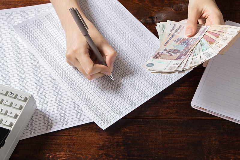 мфо автоматически выдают деньги в рублях