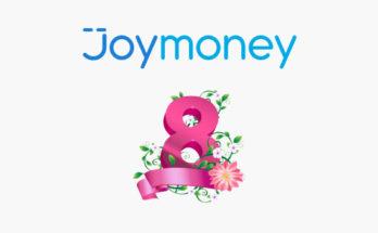 акция от joymoney на 8 марта